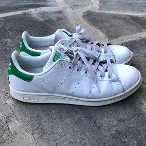 Le adidas stan smith bianco verde Uomo misura 105 poshmark
